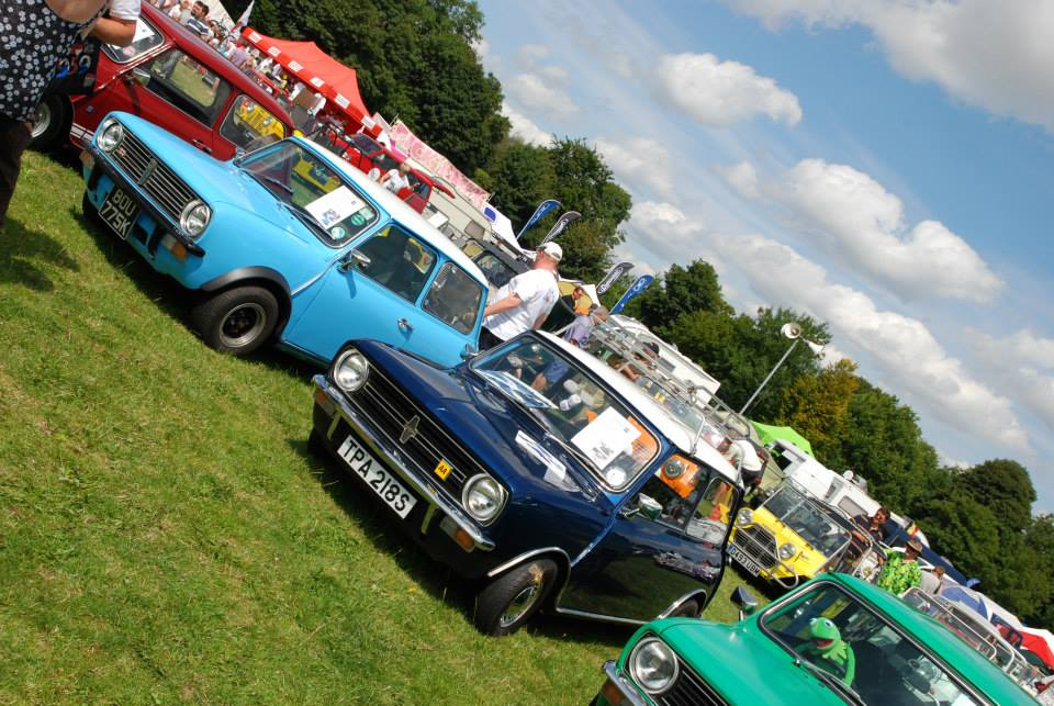 THE ANNUAL ELMOC CAR SHOW 2018 @ Neilson Park | Scotland | United Kingdom